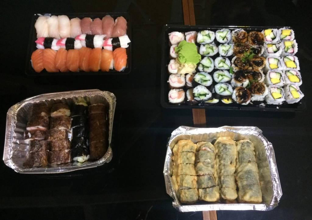 Oficina do Sushi - os3fominhas