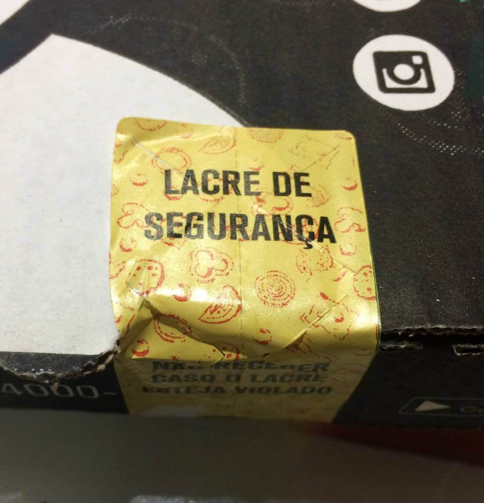 Pizza do Rão lacre de seugrança os3fominhas