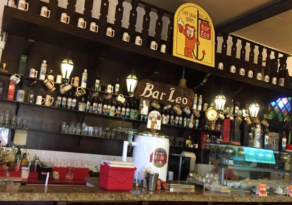 o bar no Bar do Leo com os3fominhas