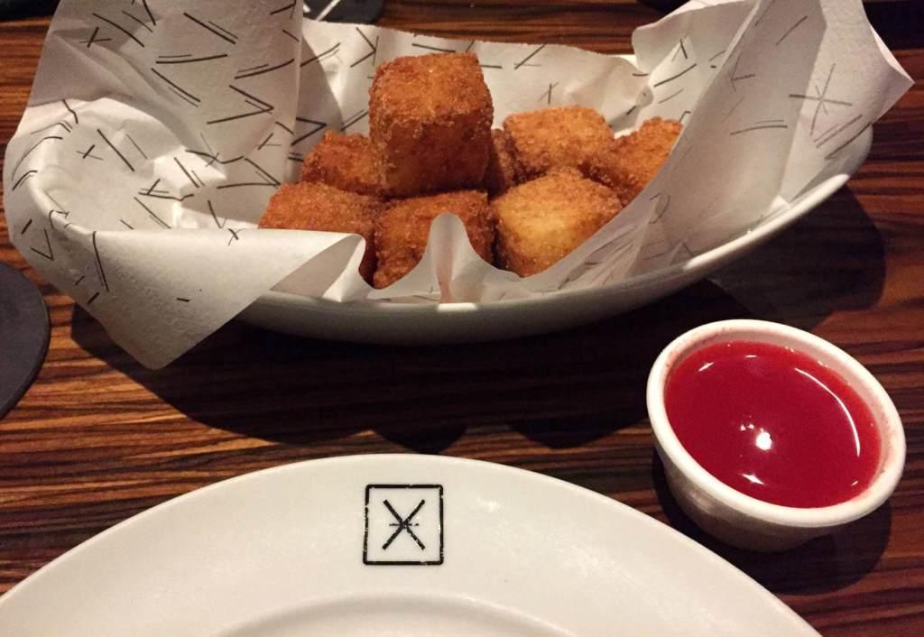 dadinho de tapioca do Xian com os3fominhas