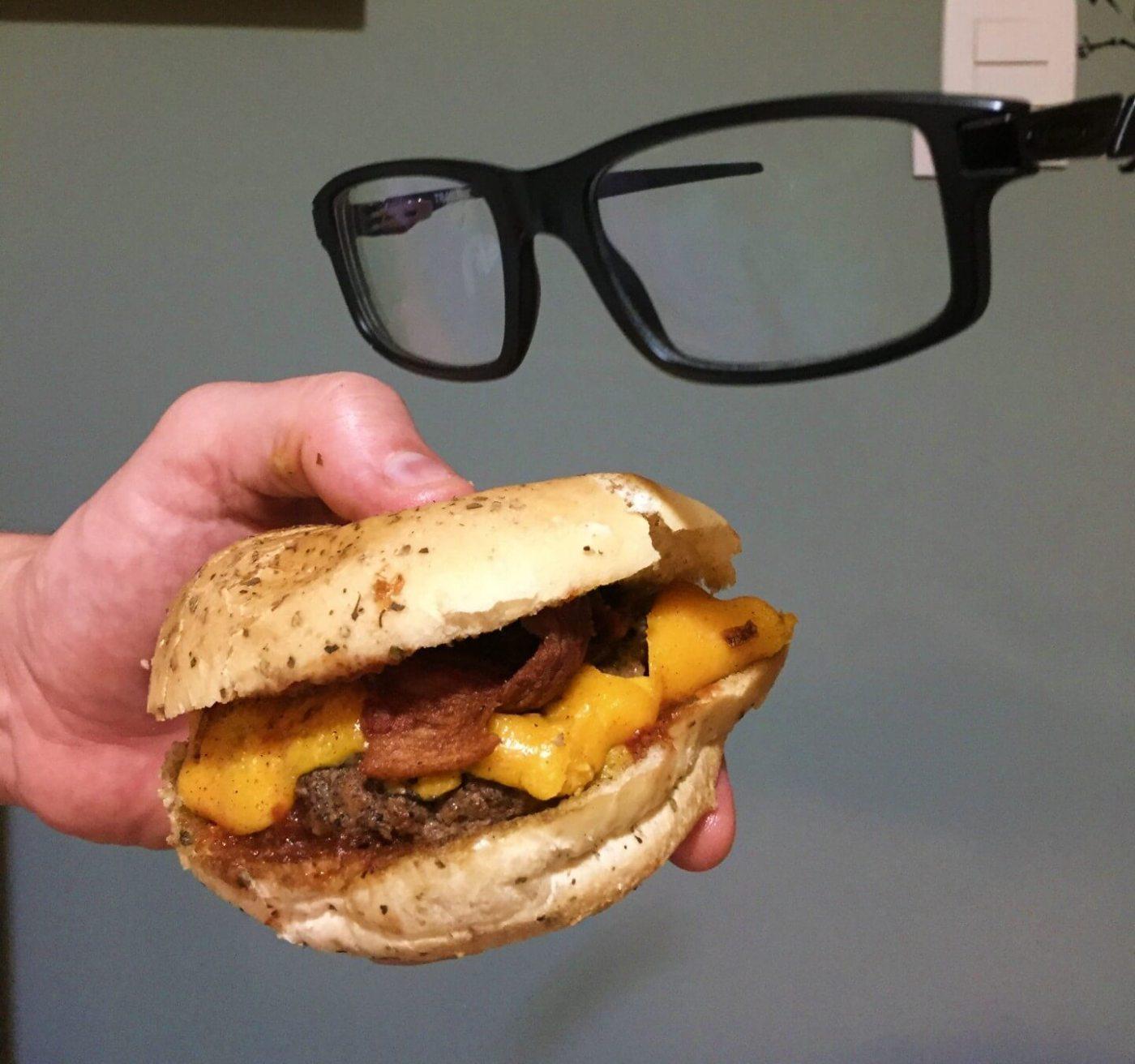 HOB hamburguer de costela os3fominhas