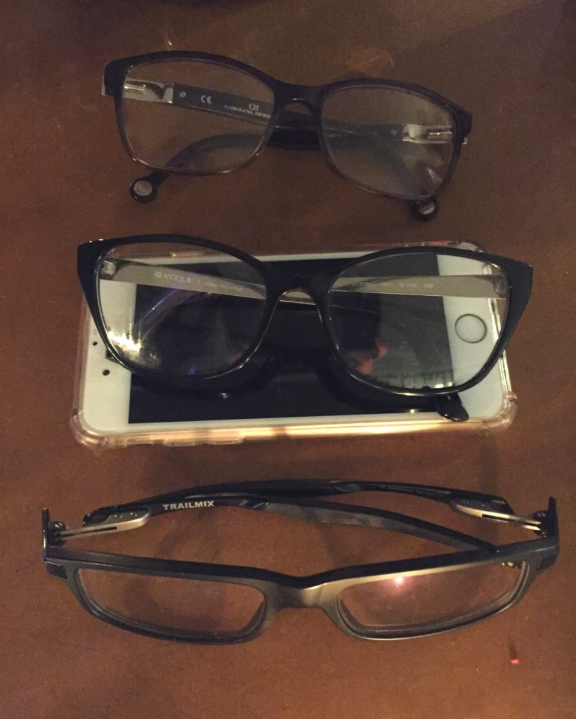 Pistache óculos e amigos com os3fominhas