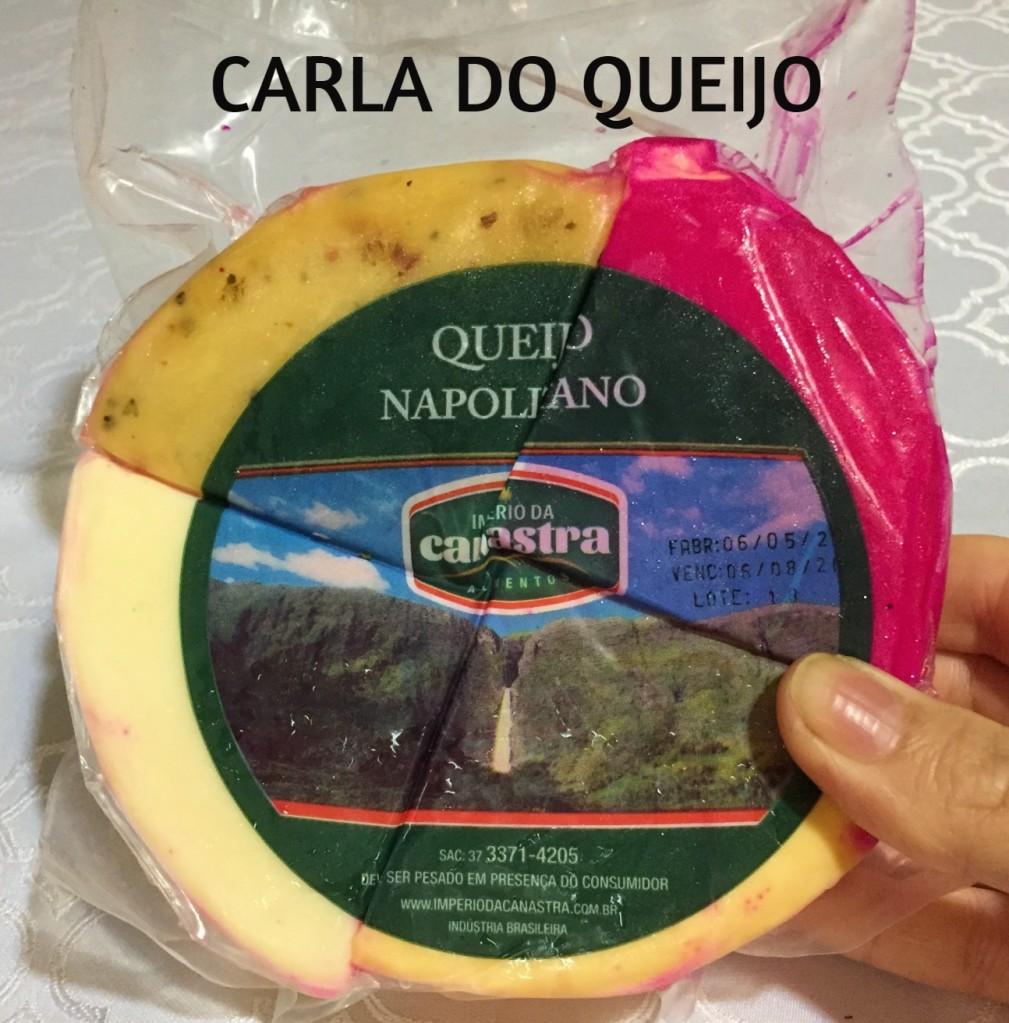 queijo napolitano da Carla do queijo e os3fominhas