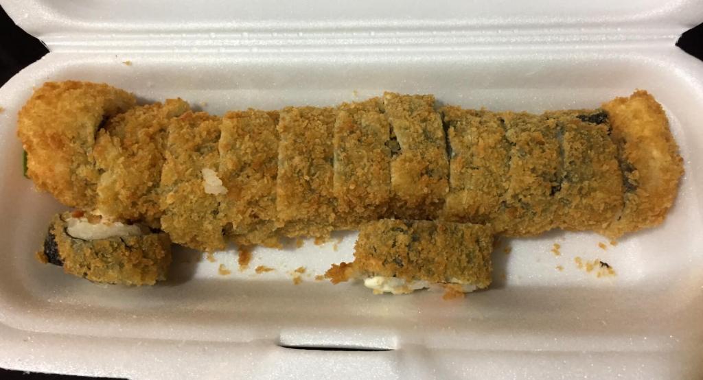 Joy Maki Sushi hot philadelphia com os3fominhas
