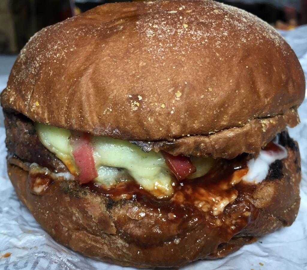 hamburguer #1 do Sabinos com os3fominhas