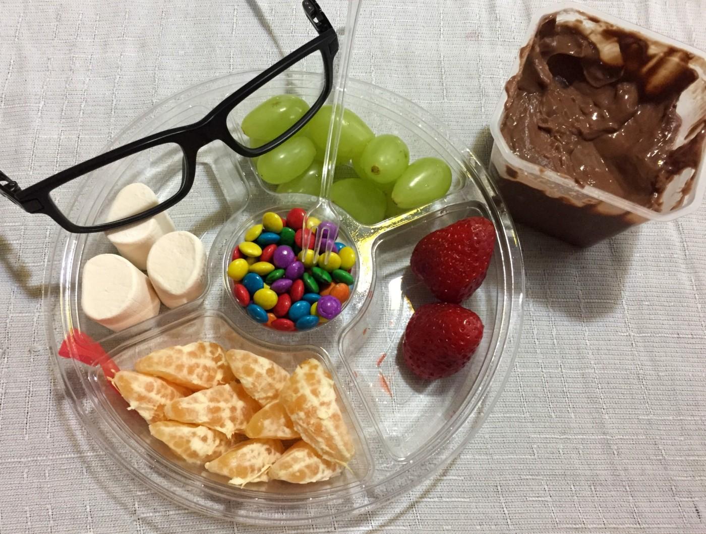 fondue e oculos sabores e cores de Botafogo e os3fominhas