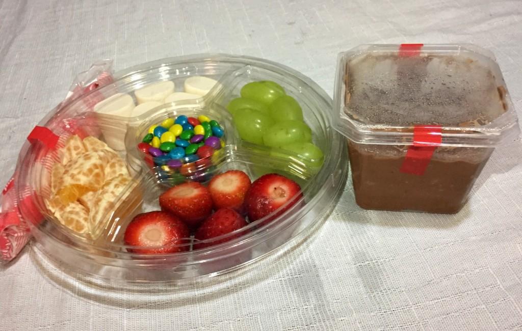 fondue de chocolate sabores e cores de btafogo com os3fominhas