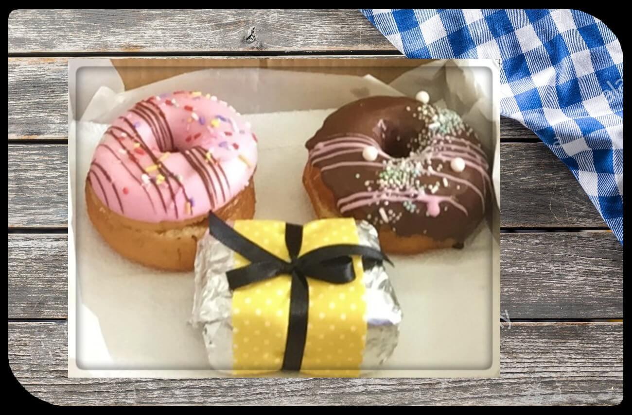 donuts do cooknco cakes com os3fominhas