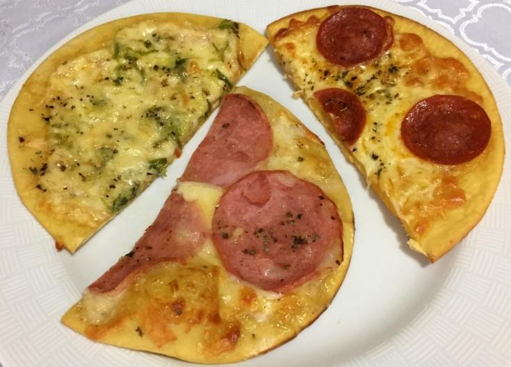 pizzas D´Baroa e os3fominhas