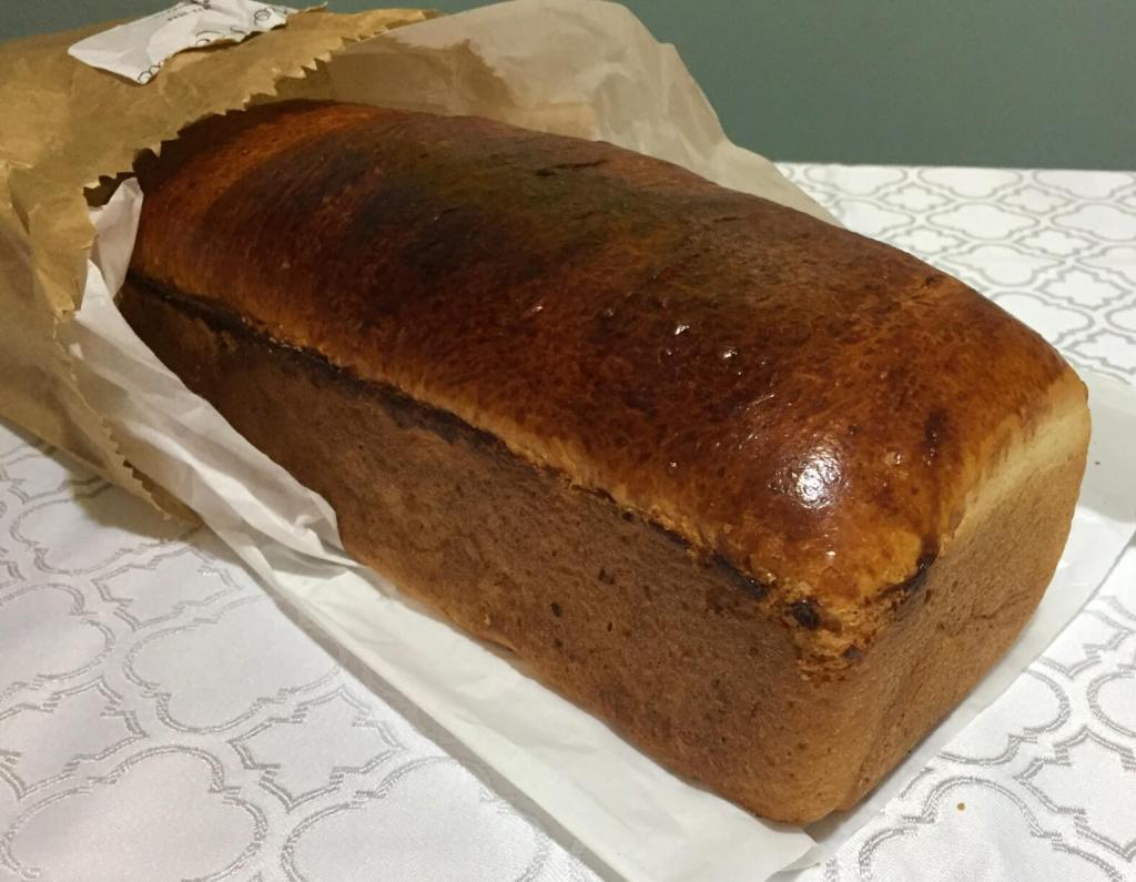 pão de forma tipo Petrópolis do Renato com os3fominhas