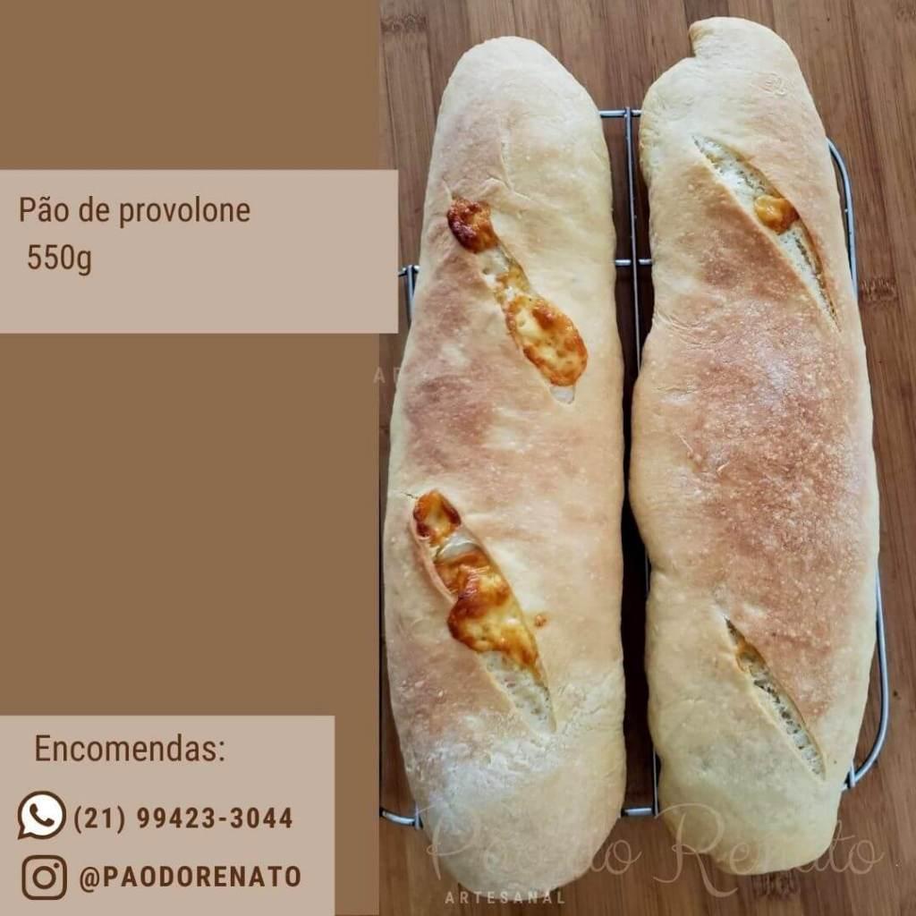 pão de provolone do Renato com os3fominhas