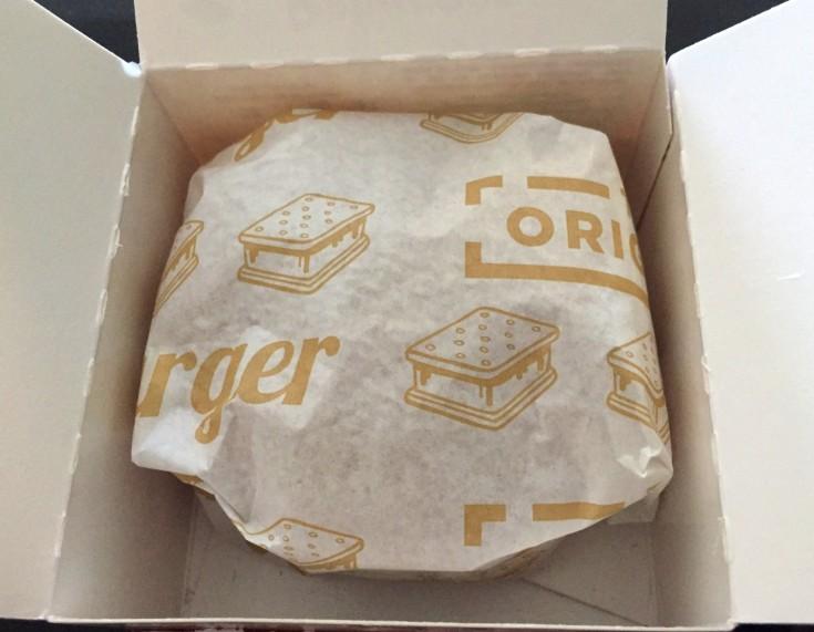 sorvete da Iceburger com os3fominhas