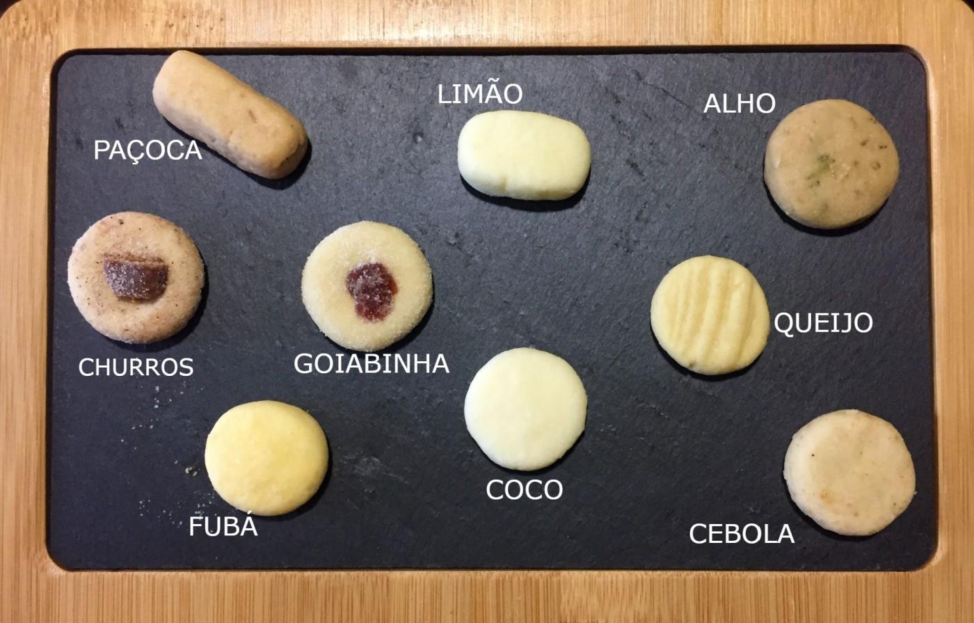 biscoitos amanteigados da Wandra com os3fominhas