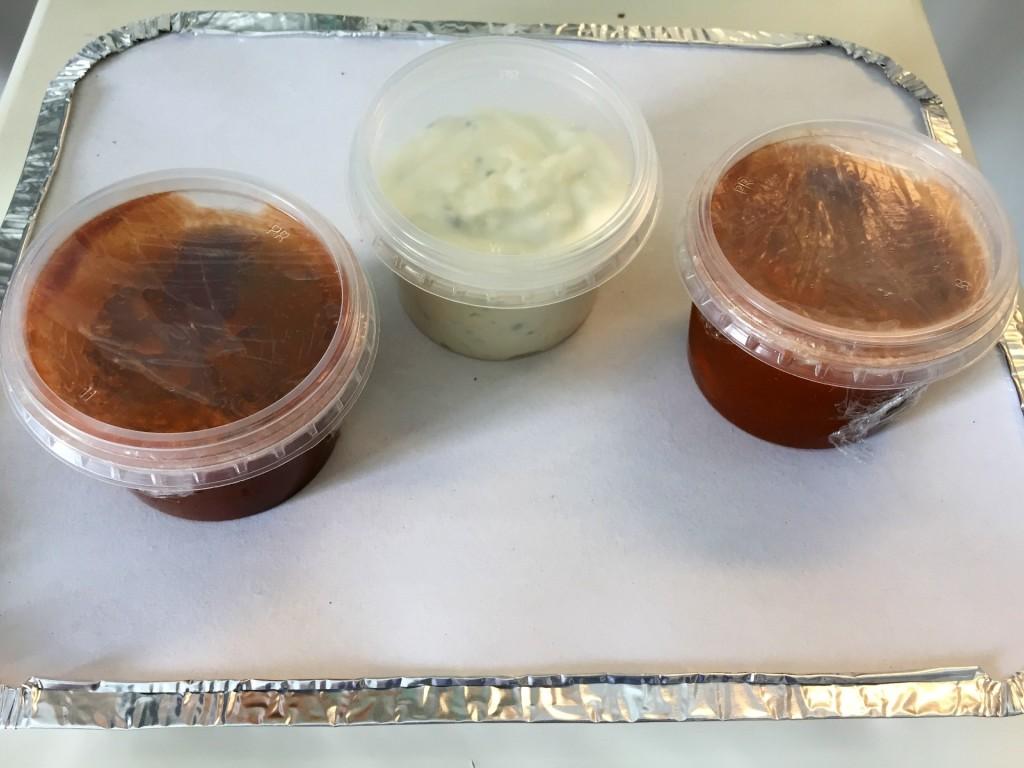 panqueca de frango embalagem da arteiras e tal os3fominhas