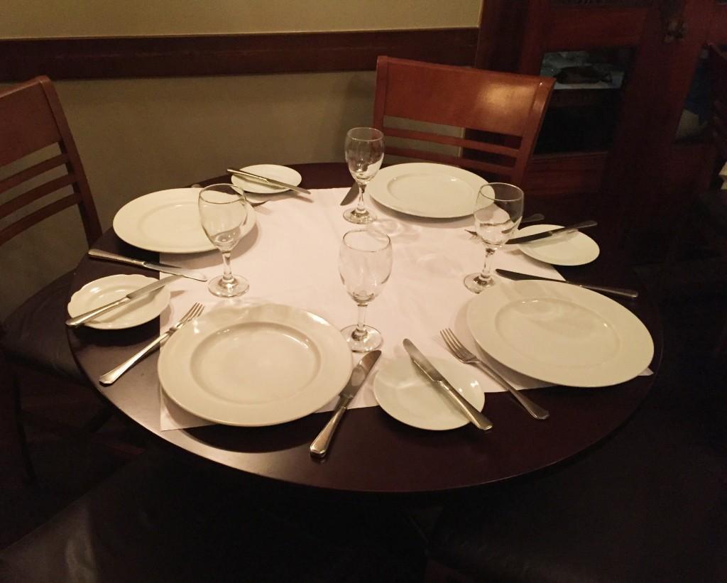mesa Fiorino com os3fominhas