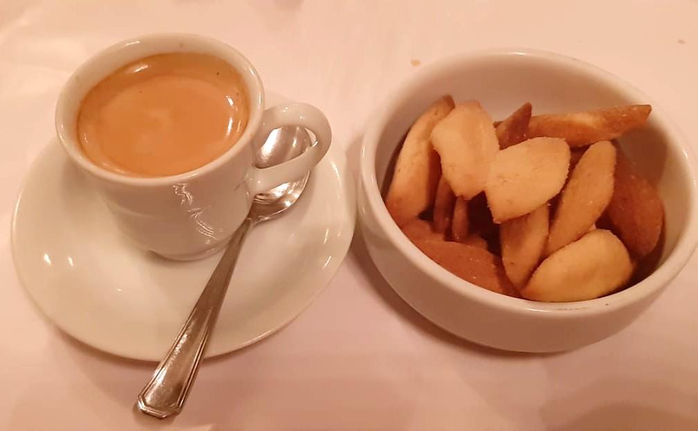 cafe expresso do Fiorino com os3fominhas
