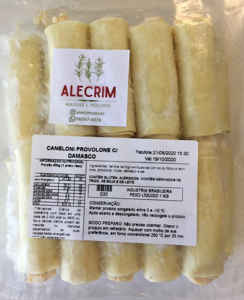 caneloni congelado do Alecrim com os3fominhas