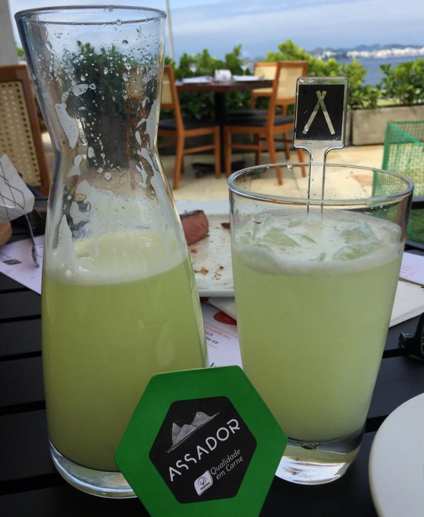 limonada Suiça no Assador com os3fominhas