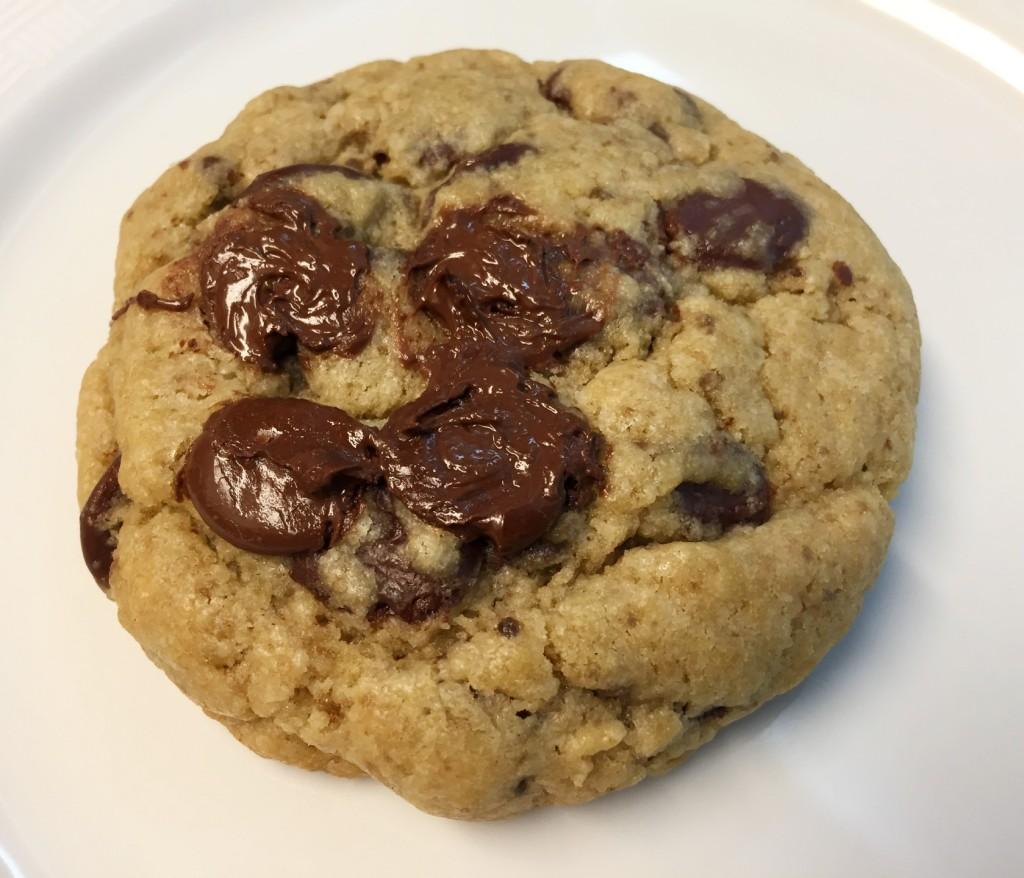 cookie tradicional da Cookery com os3fominhas